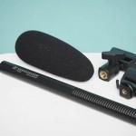 Sennheiser MKE600 Shotgun Microphone & MZQ 600 Microphone clamp